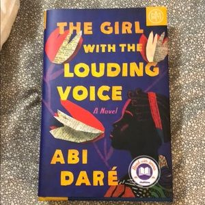 BOTM-The Girl With the Louding Voice